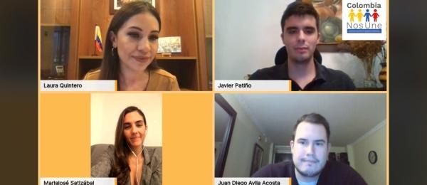 El Consulado en Kuala Lumpur y el Programa Colombia Nos Une concluyeron con éxito el ciclo de charlas virtuales ¿Cómo emprender en la nueva normalidad?