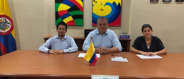 Inició la jornada electoral presidencial 2018 para la segunda vuelta en el Consulado de Colombia en Kuala Lumpur